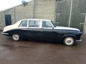 1983  Daimler Limousine DS420 Auto at ACA 25th January