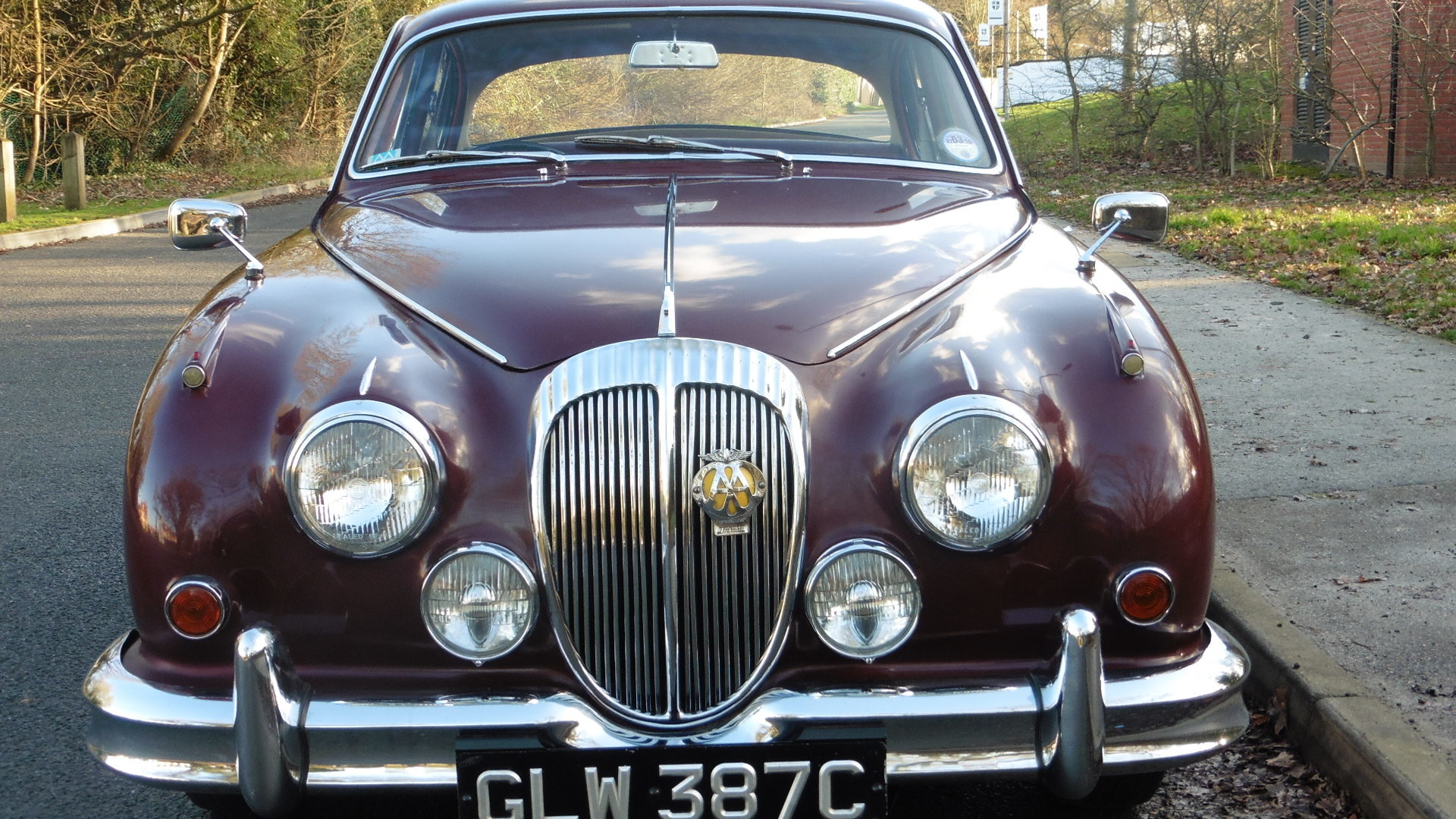 1965 Daimler V8 250 Just 2 Owners & 45,000 Miles Time Warp Cond. SOLD (picture 1 of 6)