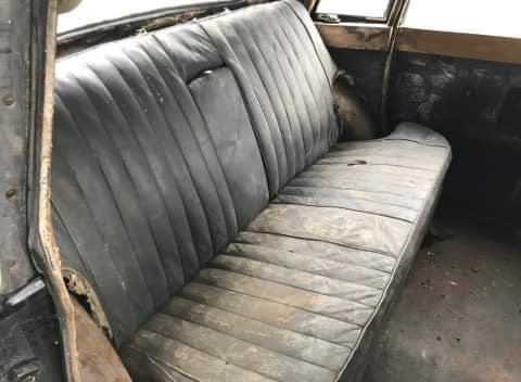 1955 Rare Daimler easy running restoration project For Sale (picture 6 of 6)