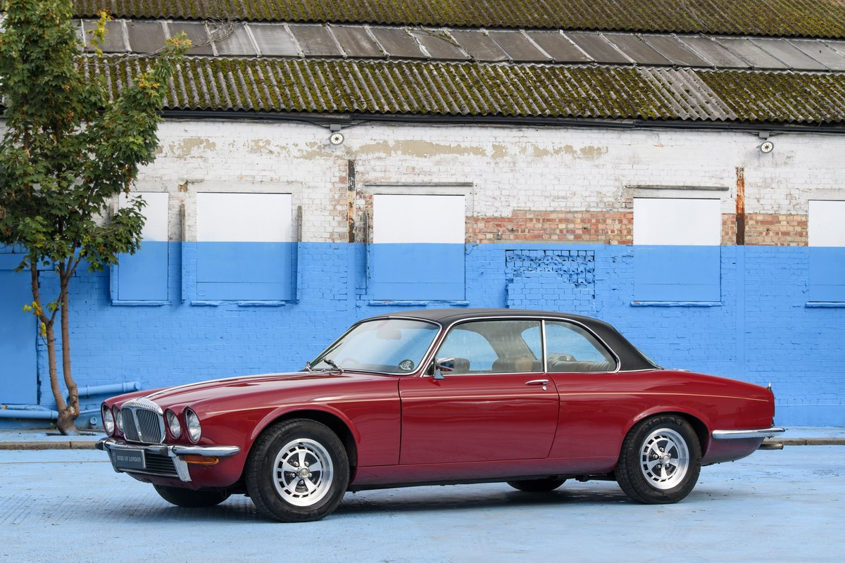 1978 Daimler Double-Six V12 Coupé For Sale (picture 2 of 13)