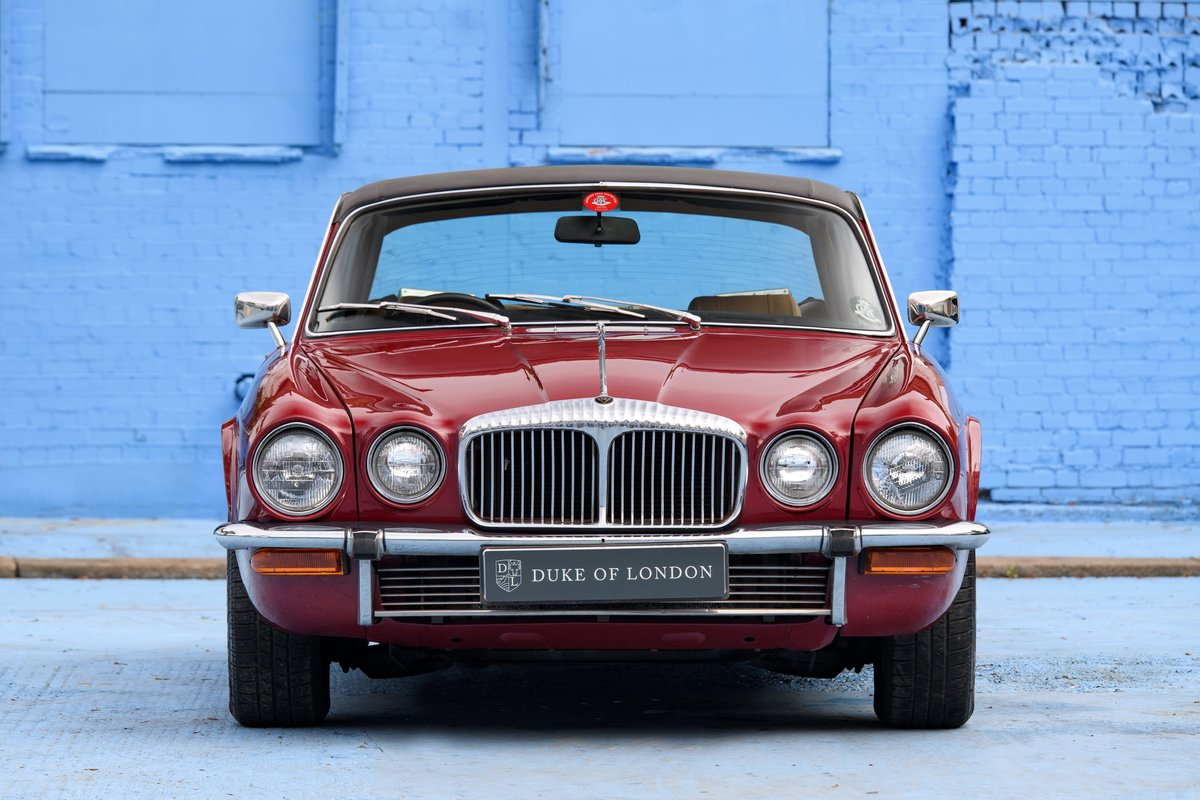 1978 Daimler Double-Six V12 Coupé For Sale (picture 4 of 13)