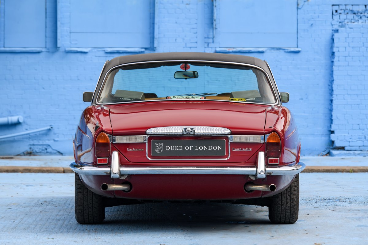 1978 Daimler Double-Six V12 Coupé For Sale (picture 5 of 13)