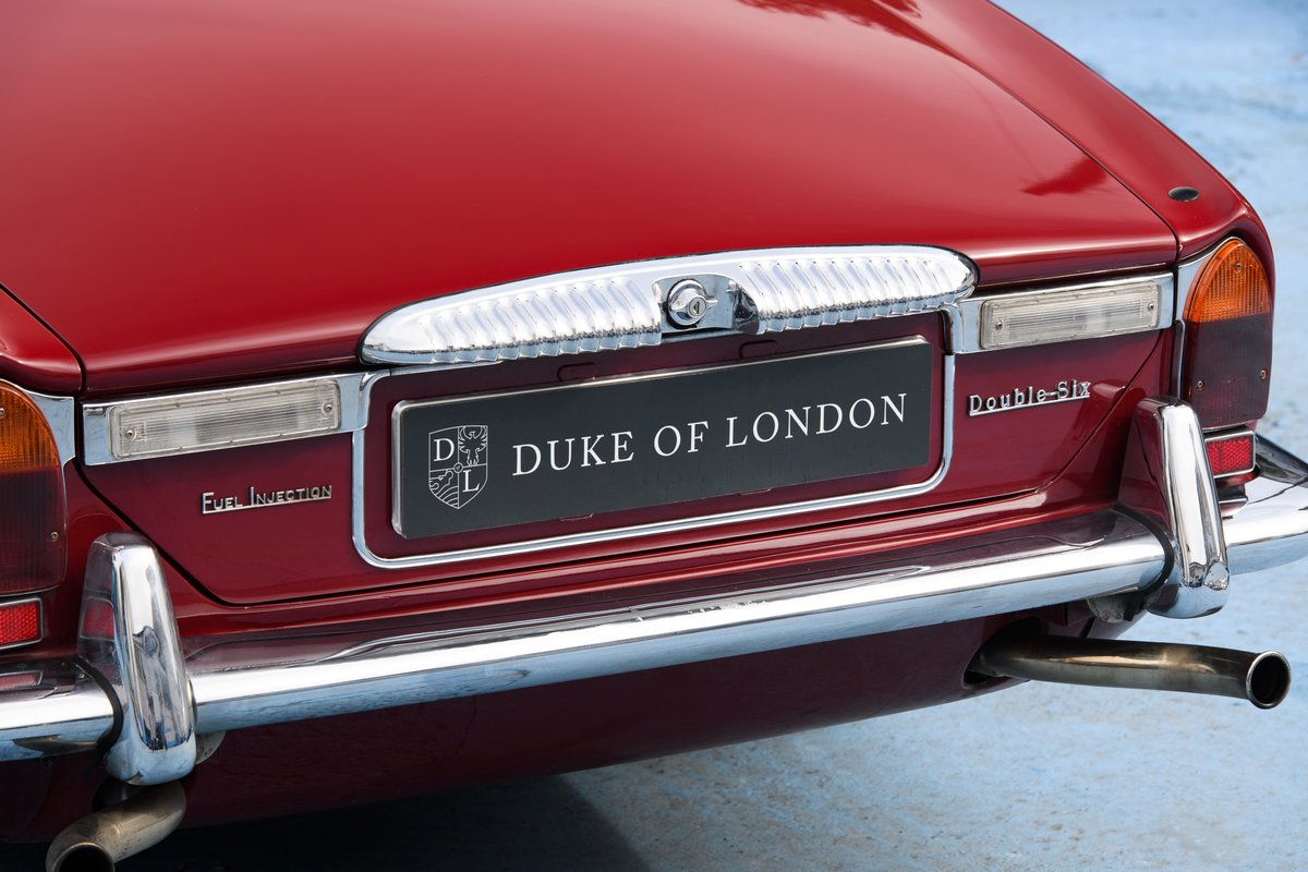 1978 Daimler Double-Six V12 Coupé For Sale (picture 7 of 13)