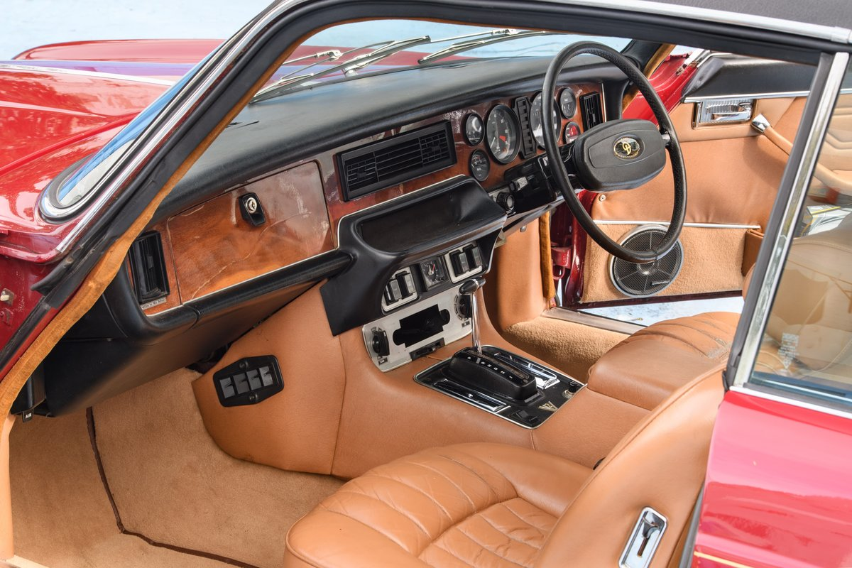 1978 Daimler Double-Six V12 Coupé For Sale (picture 9 of 13)