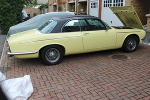 1975 WANTED Daimler Jaguar XJC any condtion considered