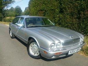 2002 Daimler lwb 4ltr v8