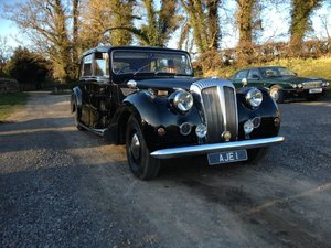 1954 Daimler DE36 For Sale