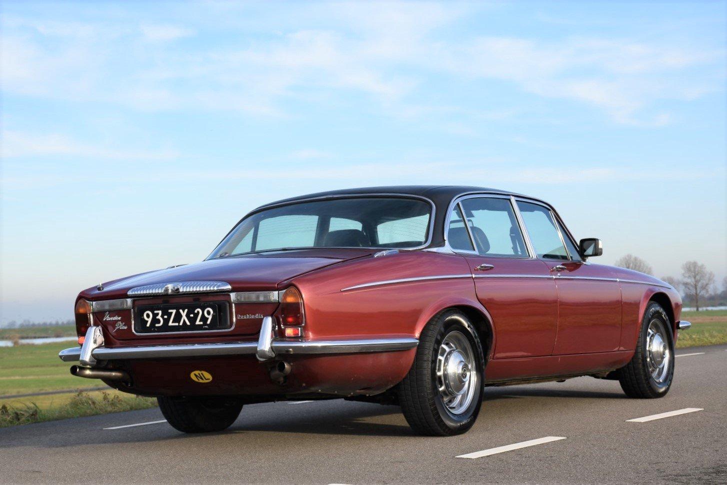1978 Daimler Double Six Vanden Plas  For Sale (picture 6 of 6)