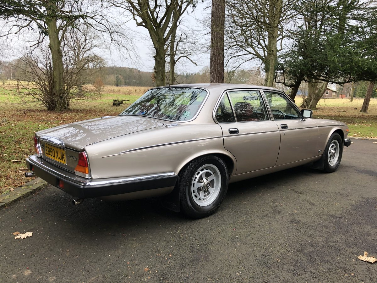 1988 Daimler Double Six For Sale (picture 3 of 6)