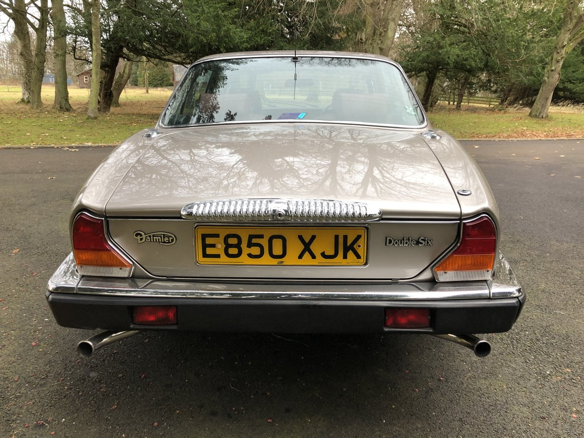 1988 Daimler Double Six For Sale (picture 4 of 6)