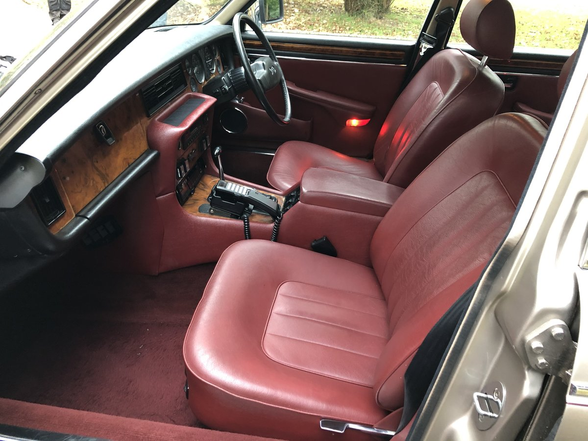 1988 Daimler Double Six For Sale (picture 6 of 6)
