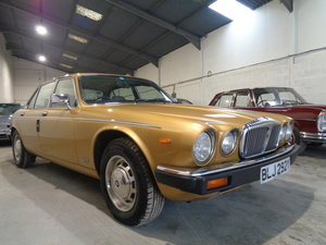1983 Daimler sovereign 4.2 - 10,000 miles from new !!