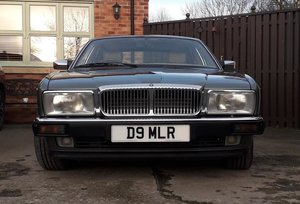 1994 XJ40 Daimler  only 48800 mls