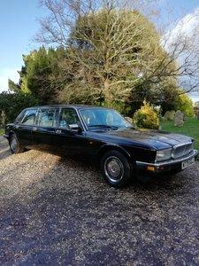 1994 Daimler XJ 6 door Limousine
