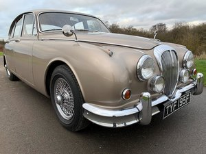 1967/F DAIMLER 250 V8 MANUAL OVERDRIVE  For Sale