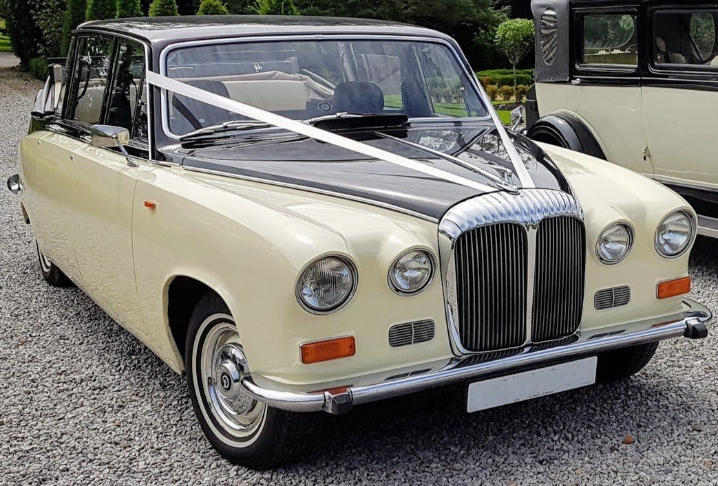 1986 Daimler DS420 Landaulette For Sale (picture 1 of 6)