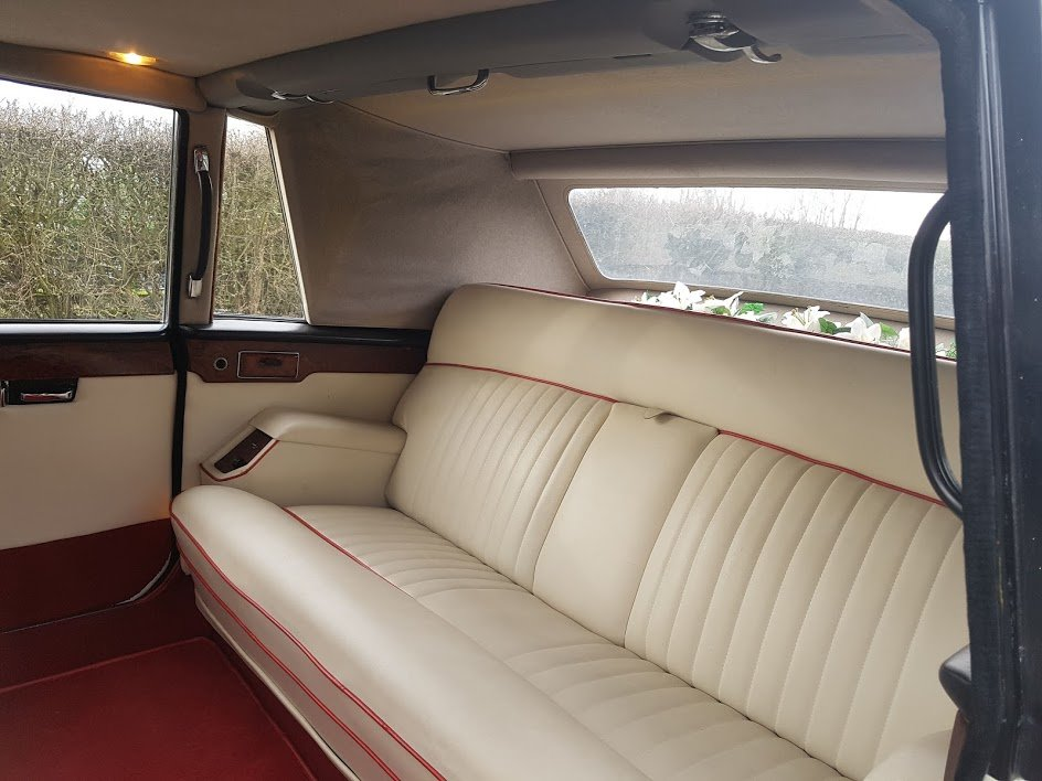 1986 Daimler DS420 Landaulette For Sale (picture 4 of 6)