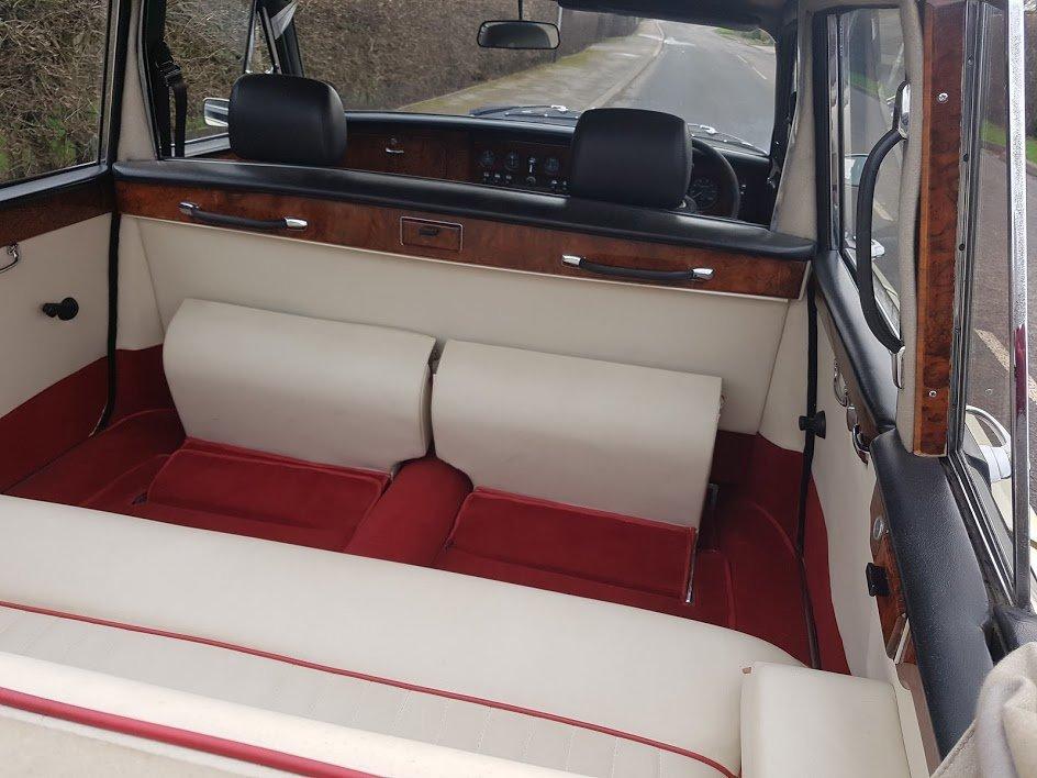 1986 Daimler DS420 Landaulette For Sale (picture 5 of 6)