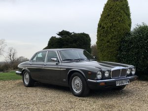 1988 1989 Daimler Double Six Series III. Only 28000 Miles. LHD