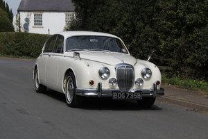 1964 Daimler 250 V8 Saloon, Show Standard, 800 Hour Restoration