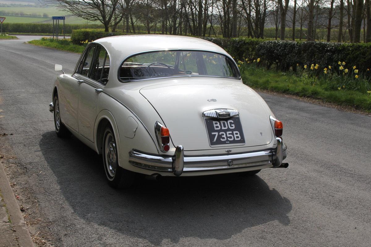 1964 Daimler 250 V8 Saloon, Show Standard, 800 Hour Restoration For Sale (picture 4 of 20)