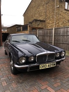 1973 Daimler Sovereign Series 2
