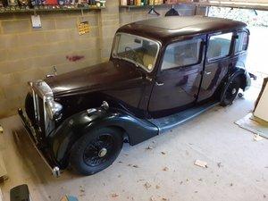 1937 Daimler EL 24 Limousine