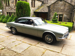 1975 Daimler Double Six Coupe V12 (Jaguar XJC)