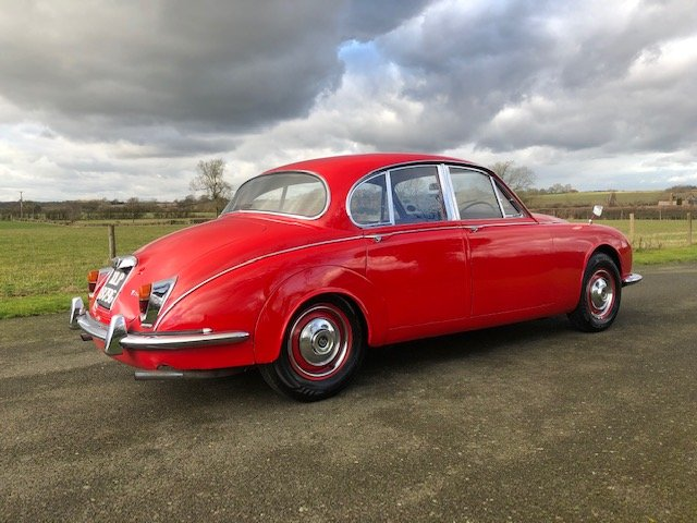 1968 Daimler 250 V8 Automatic For Sale (picture 4 of 6)
