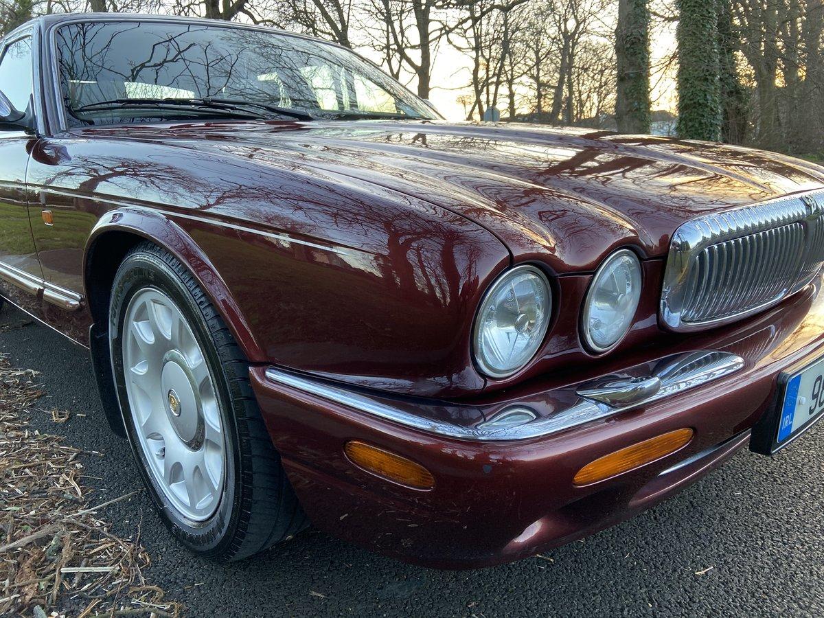 1998 Daimler Super V8 For Sale (picture 1 of 6)