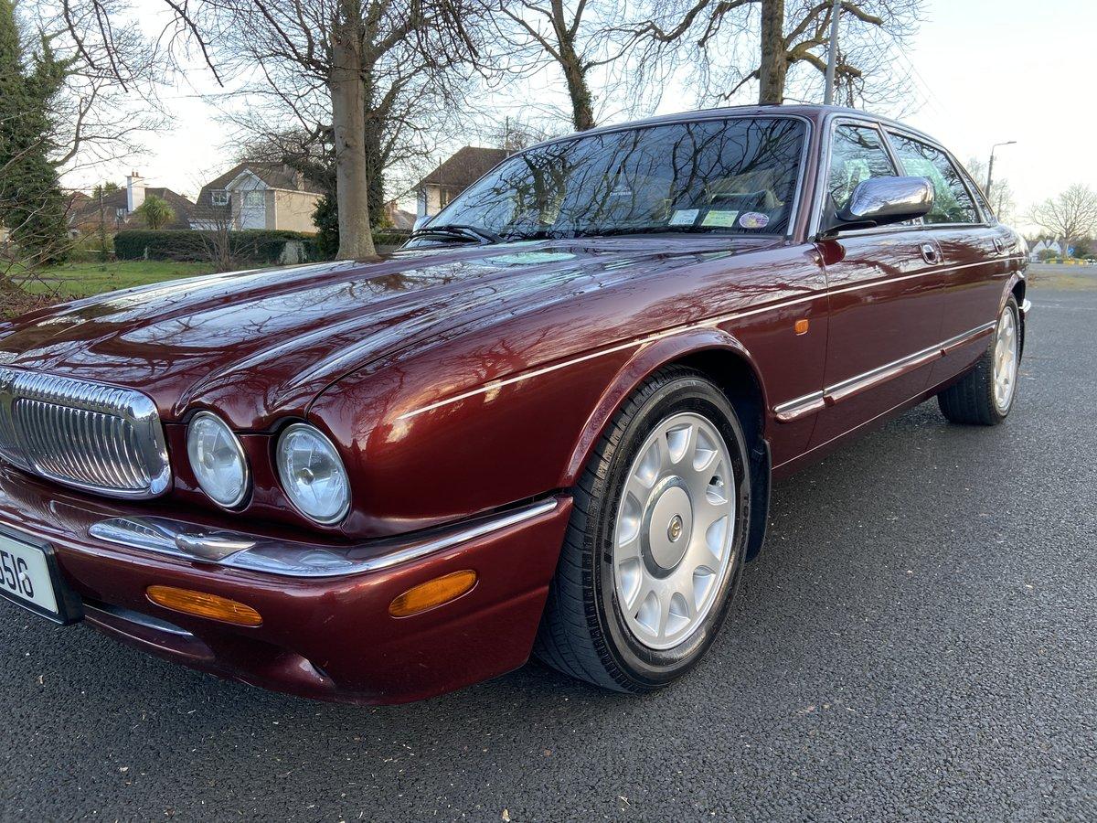1998 Daimler Super V8 For Sale (picture 2 of 6)
