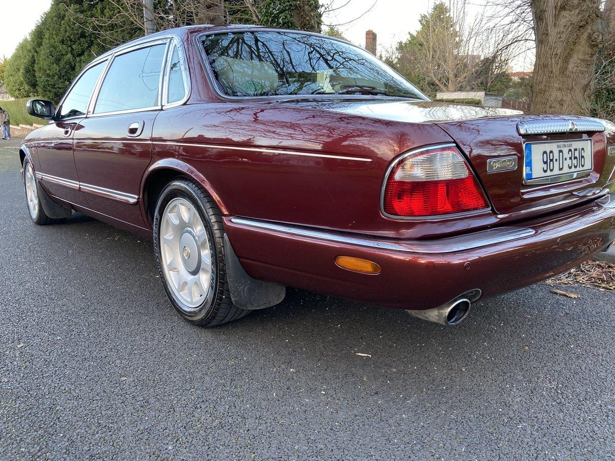 1998 Daimler Super V8 For Sale (picture 3 of 6)