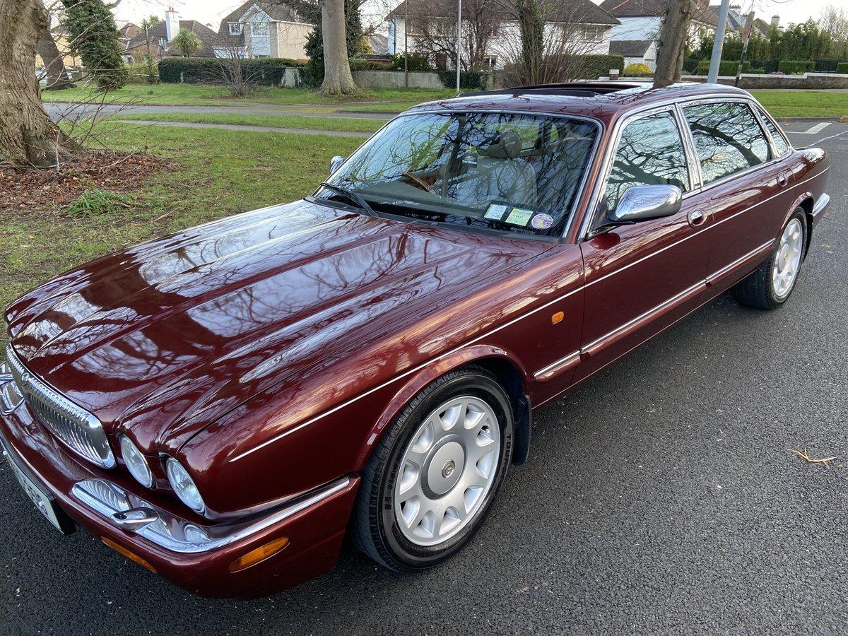 1998 Daimler Super V8 For Sale (picture 4 of 6)