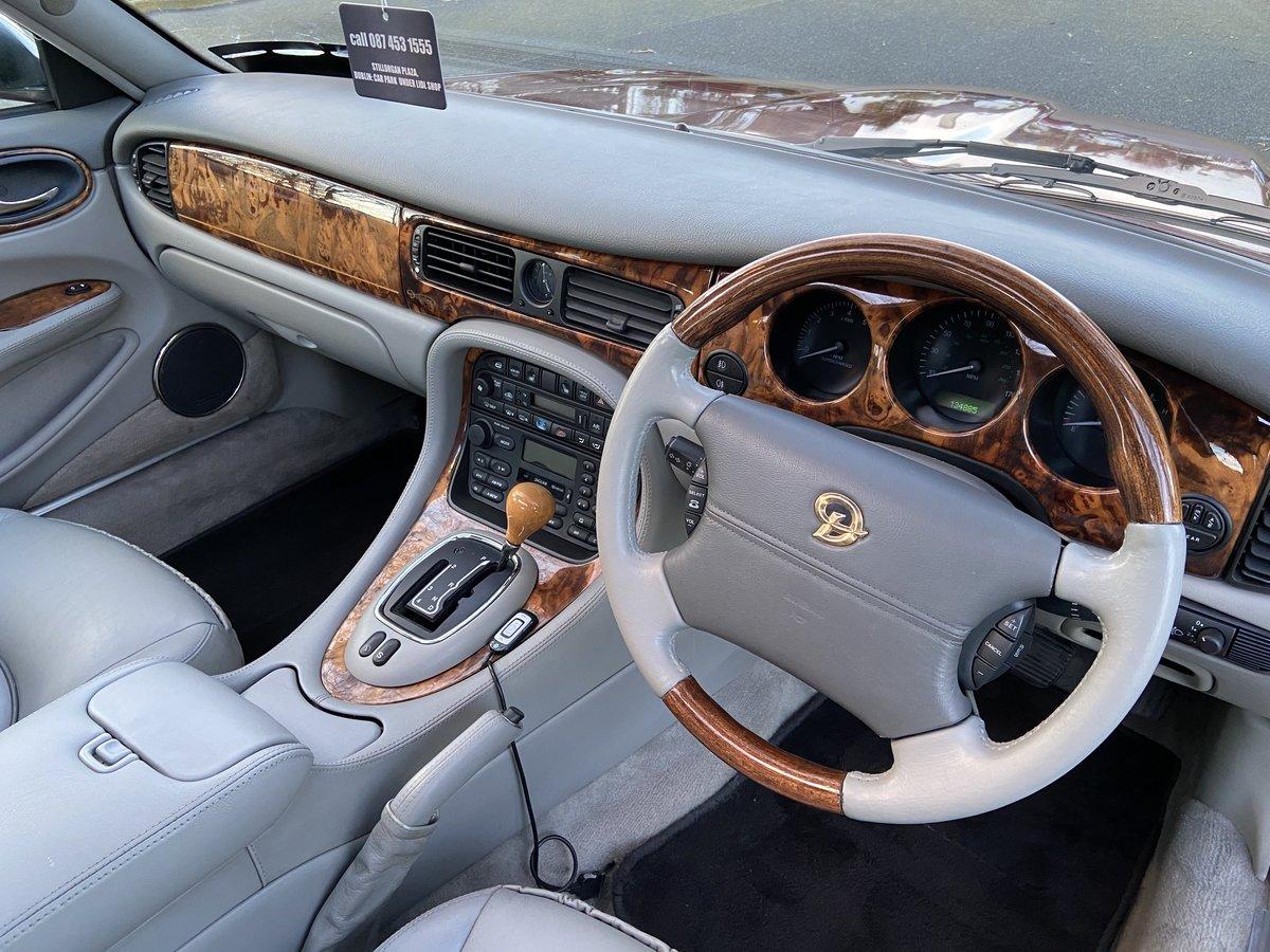 1998 Daimler Super V8 For Sale (picture 5 of 6)
