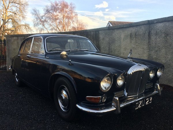 1969 Daimler Sovereign 4.2 MOD SOLD (picture 1 of 6)