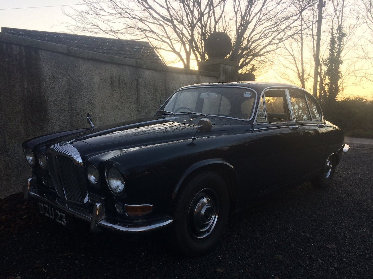1969 Daimler Sovereign 4.2 MOD SOLD (picture 3 of 6)
