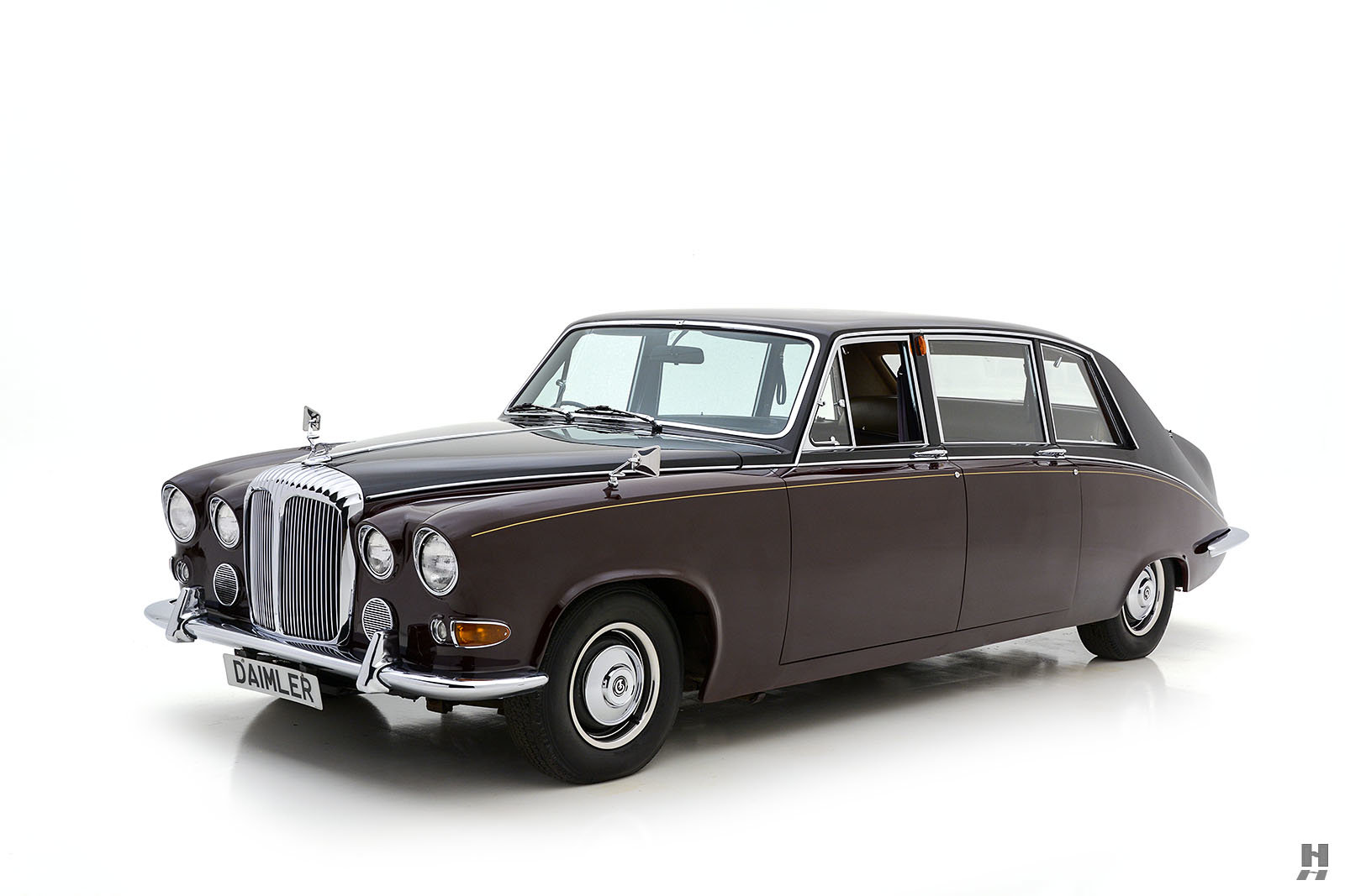 1976 DAIMLER DS420 LIMO For Sale (picture 1 of 6)