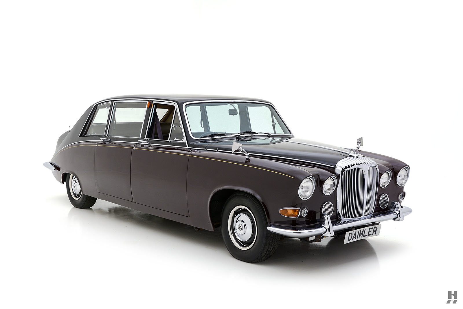 1976 DAIMLER DS420 LIMO For Sale (picture 2 of 6)