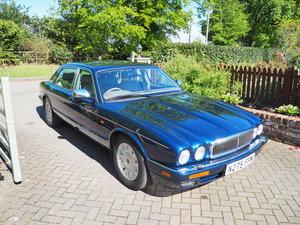 1996 Daimler Four-Litre XJ. Lovely Condition.