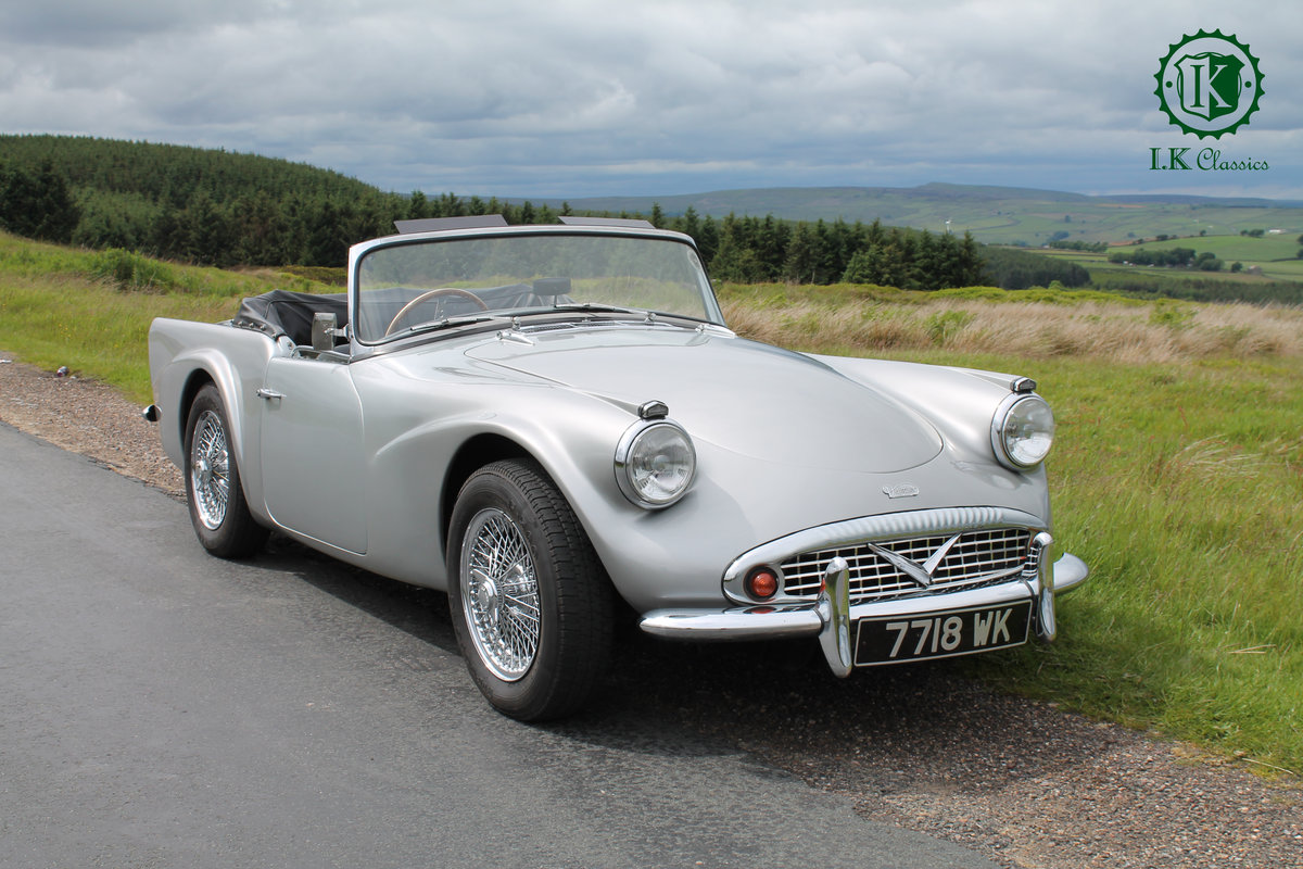 1964 Daimler SP250 Dart  SOLD (picture 1 of 6)