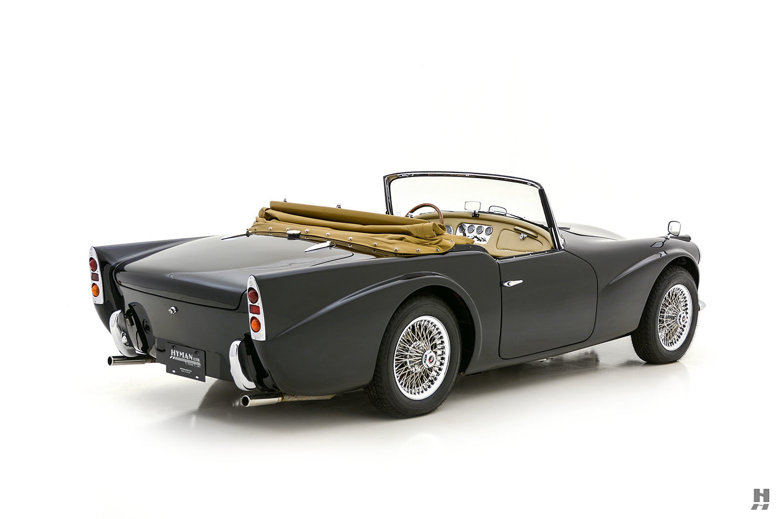 1961 DAIMLER SP250 ROADSTER For Sale (picture 5 of 6)