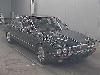 1997 Daimler Double Six Final Edition  Gold Plaque for last V12
