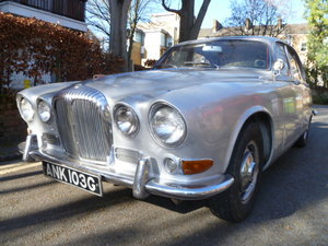 1968 68 Daimler Sovereign Series 1, interesting history