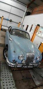 1965 Daimler mk2 v8 automatic