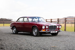 1973 DAIMLER 4.2 SOVEREIGN - 38,000 miles & two owners