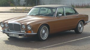1973 Daimler Double Six Vanden Plas Series 1