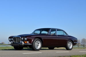 1972 Daimler Vanden Plas Double Six Serie I
