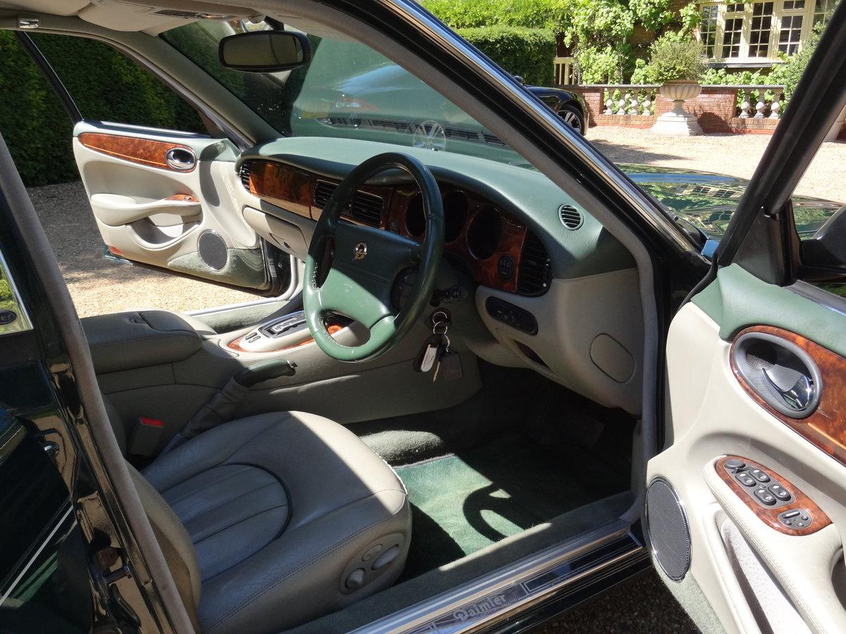 "1997 Daimler 4.0 V8 LWB ""Special Order Vehicle"" For Sale (picture 4 of 6)"