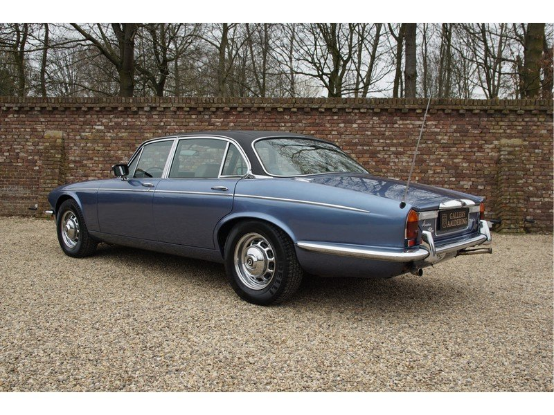 1978 Daimler Double Six For Sale (picture 2 of 6)