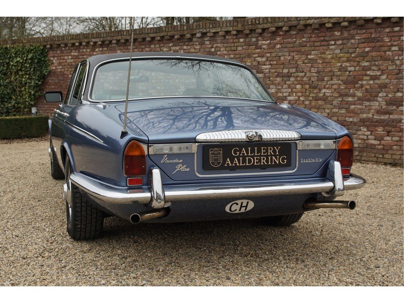 1978 Daimler Double Six For Sale (picture 6 of 6)
